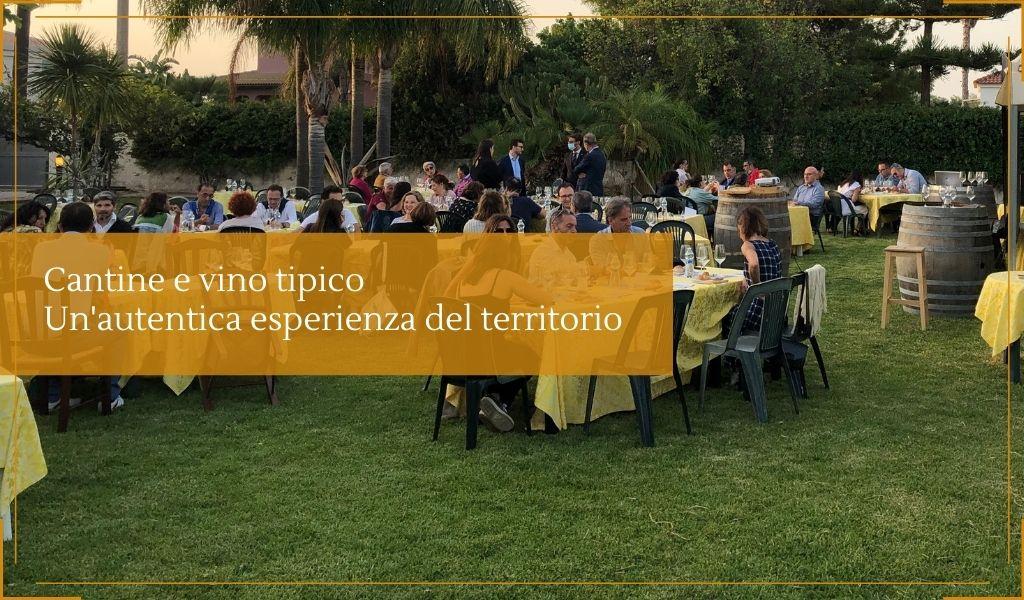 Cantine vinicole Sicilia autentica esperienza del territorio - Cantine Gulino