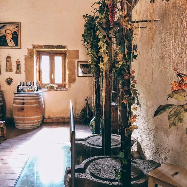 Degustazioni , aperitivi e visite in cantina - Cantine Gulino