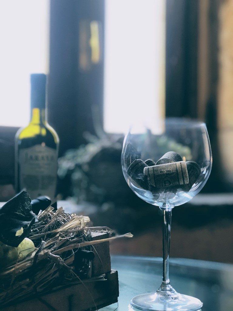 Italian sweet wine Jaraya - Cantine Gulino