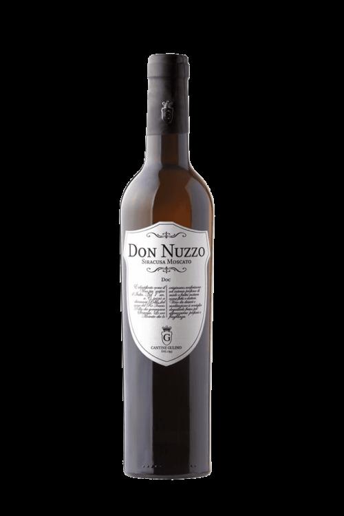 Vino Moscato Don Nuzzo - Cantine Gulino