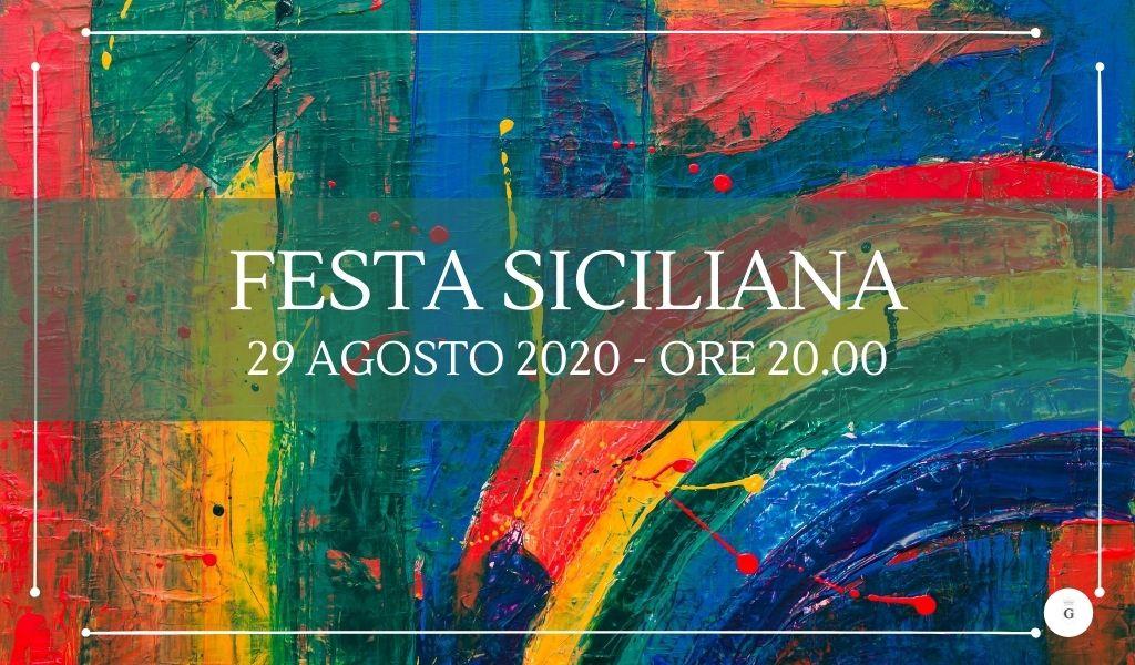 Estate in cantina Festa Siciliana tra vino e street food - Cantine Gulino