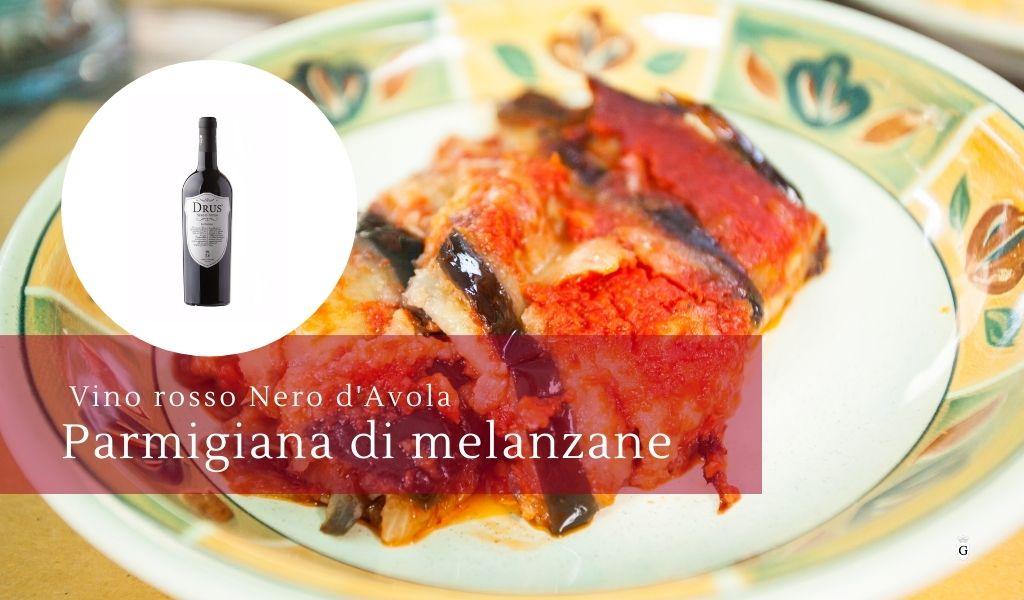 Un abbinamento speciale per un vino rosso siciliano regale il Nero d'Avola - Cantine Gulino