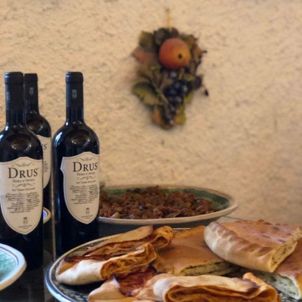 Degustazione vini e prodotti tipici Siracusa - Cantine Gulino